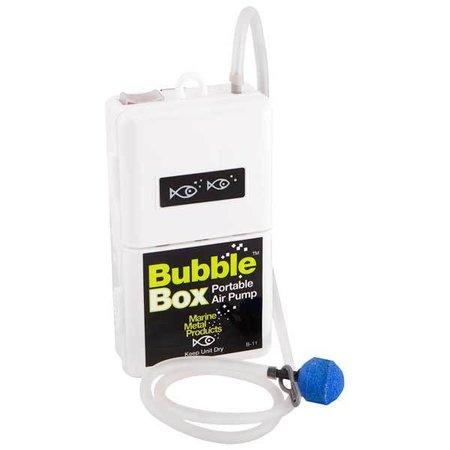 Bubble Box Portable Air Pump