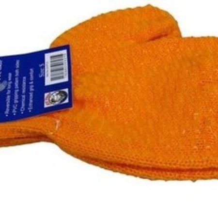 Orange Heavy Duty Work Glove