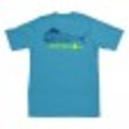 Fathom Offshore Breakers Dolphin T-Shirt Turquoise