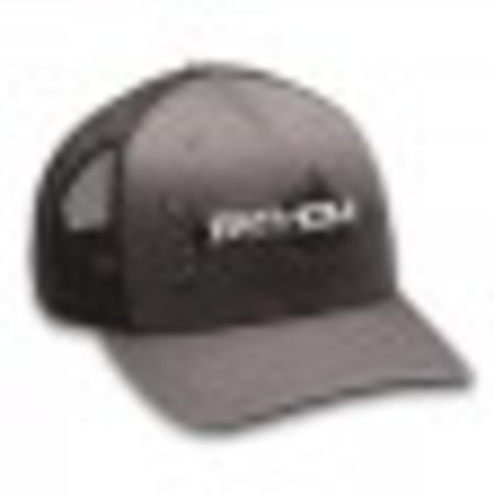 Fathom Offshore Trawler Marlin Trucker Hat Charcoal/Black