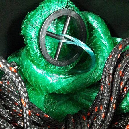 Barracuda Pro Greenwater Cast Net (1.4lb/ft) 8 1/4