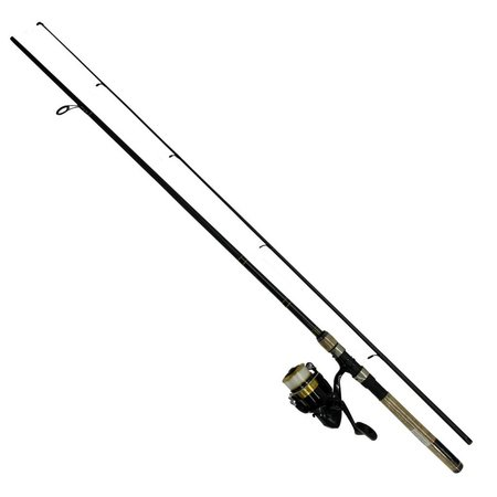 Daiwa Combo 3000 size reel, 7' 2pc medium DSK30-B/F702M-12C D-Shock (PICK UP ONLY)