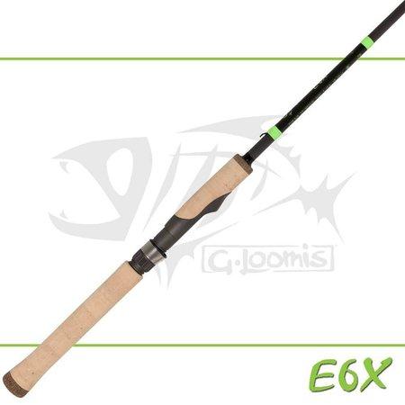 G Loomis E6X 842S SJR Spinning Jigging Rod