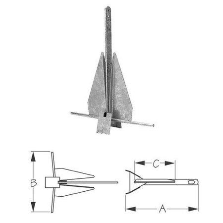 Seachoice Deluxe  Anchor-#4