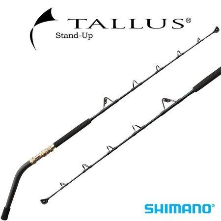 "Shimano Tallus TLCSTH2SCBLA Trolling Stand Up 5'6"" Rod"