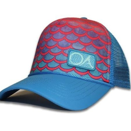 Outdoor Addictions Mermaid Hat Blue/Pink