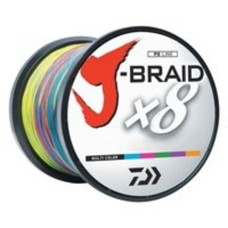 Daiwa Daiwa JBRAIDX8, Multicolor, 3300 yds
