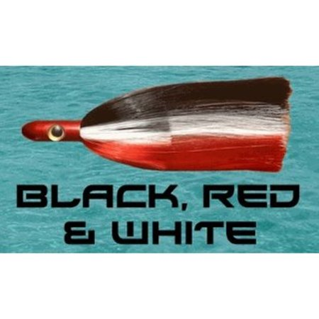 Tormentor Fishing Products Dredge Witch Blk/ Red/ White