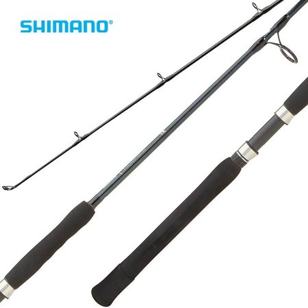 "Shimano Tallus 6'6"" Med Hvy TLC66MHBBL Conventional Rod"
