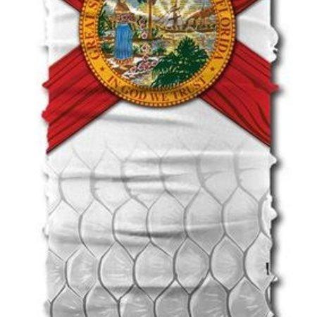 Outdoor Addictions Florida Flag Solar Face Mask