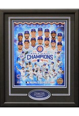 CHICAGO CUBS 2016 WORLD SERIES CHAMPIONS 11X14 FRAME