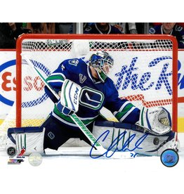 CORY SCHNEIDER 8X10 AUTOGRAPHED PHOTO