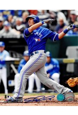 J. P. ARENCIBIA 8X10 AUTOGRAPHED PHOTO