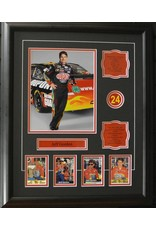 JEFF GORDON 16X20 FRAME