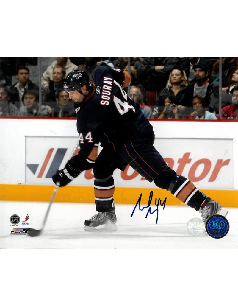SHELDON SOURAY 8X10 AUTOGRAPHED PHOTO