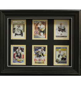 SIDNEY CROSBY 11X14 SHADOWBOX FRAME - PITTSBURGH PENGUINS