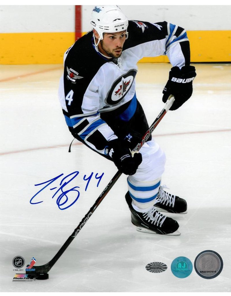 ZACH BOGOSIAN 8X10 AUTOGRAPHED PHOTO