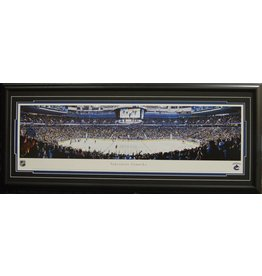 VANCOUVER CANUCKS ROGERS ARENA PANORAMA 16X42 FRAME