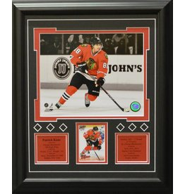 PATRICK KANE 13X16 FRAME - CHICAGO BLACKHAWKS