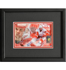 STEVE YZERMAN 8X10 FRAME - DETROIT RED WINGS