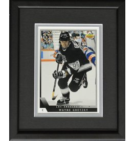 WAYNE GRETZKY 8X10 FRAME - LOS ANGELES KINGS