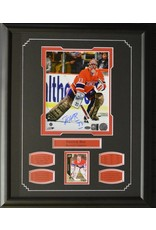 PATRICK ROY AUTOGRAPH 16X20 FRAME - MONTREAL CANADIENS
