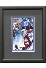 PATRICK ROY 8X10 FRAME - COLORADO AVALANCHE