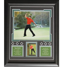 TIGER WOODS 13X16 FRAME