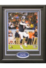 JAY CUTLER 11X14 FRAME - CHICAGO BEARS