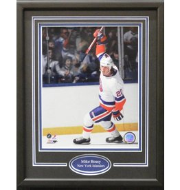 MIKE BOSSY 11X14 FRAME - NEW YORK ISLANDERS