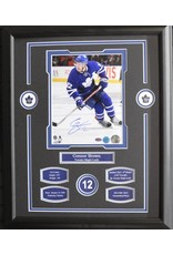 CONNOR BROWN AUTOGRAPH 16X20 FRAME - TORONTO MAPLE LEAFS