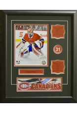 CAREY PRICE 16X20 FRAME - MONTREAL CANADIENS