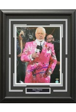 DON CHERRY AUTOGRAPH 16X20 FRAME
