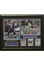 NEW ENGLAND PATRIOTS CURRENT 16X20 FRAME