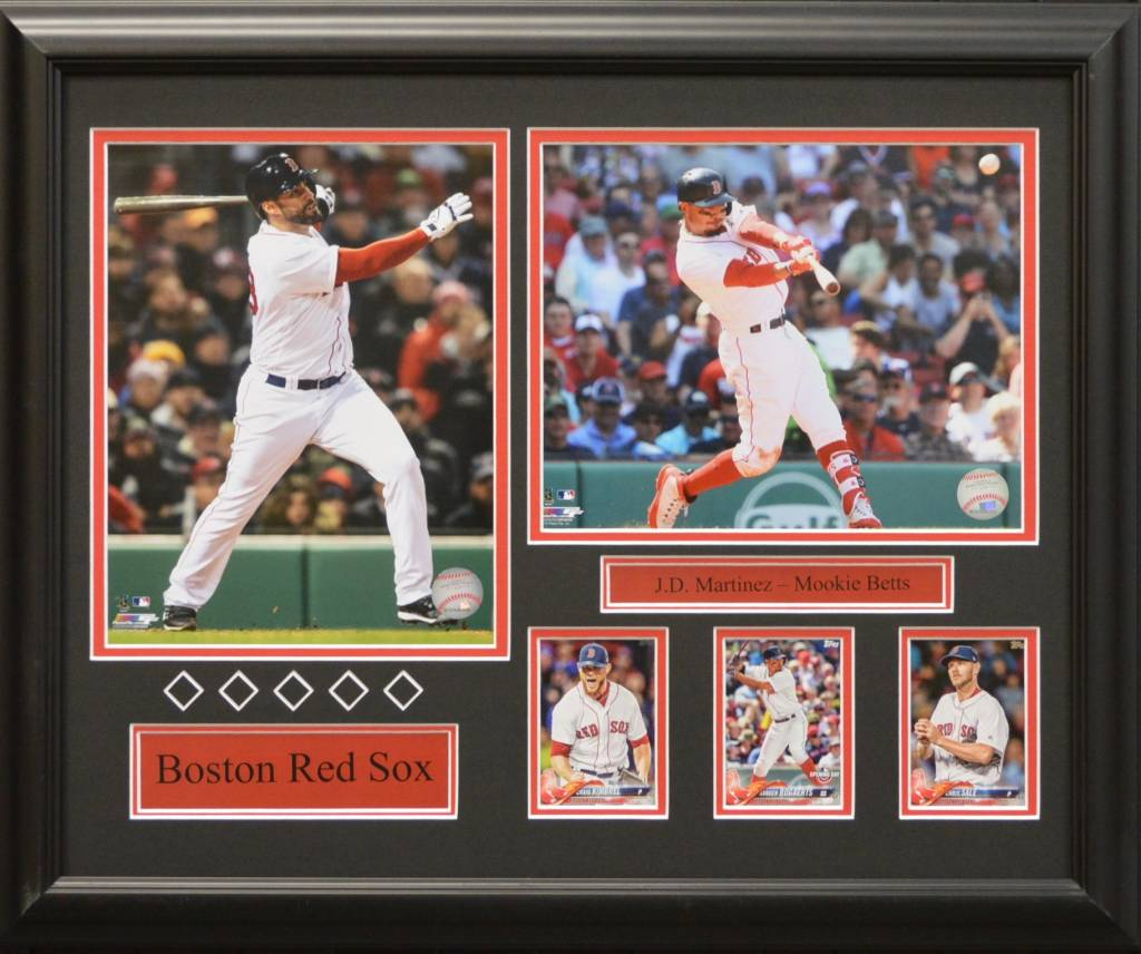BOSTON RED SOX CURRENT 16X20 FRAME