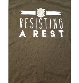 Resisting A Rest T-Shirt