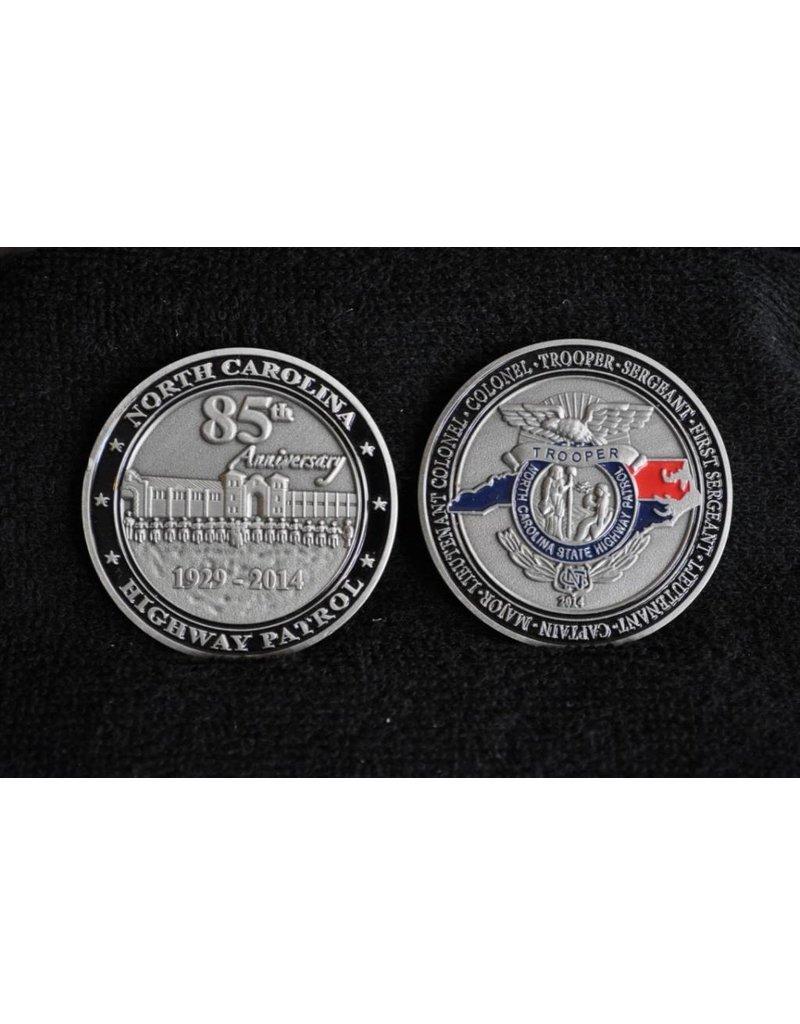 85th Anniversary Coin - Silver