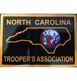 NCTA Square Decal