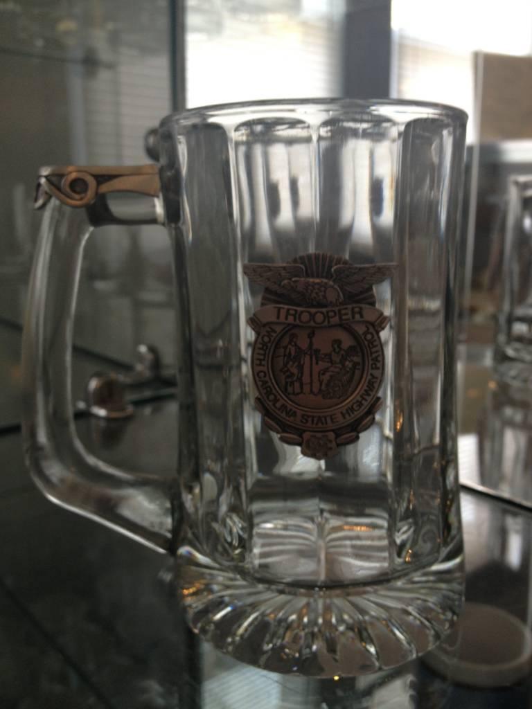 Distinction Mug with Pewter Handle