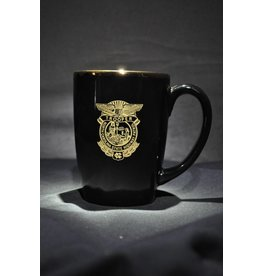 Badge Coffee Mug