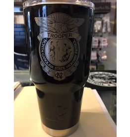 Stainless Steel Tumbler Powder Coated 30 oz