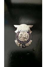 Badge Lapel Pin Large