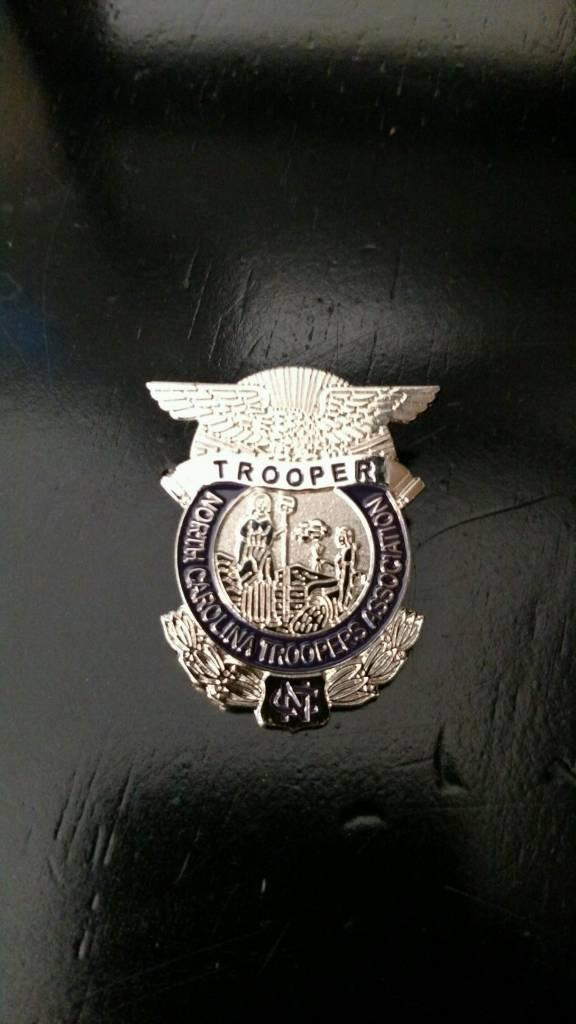 Badge Lapel Pin Large