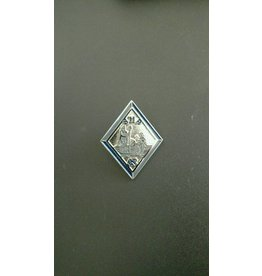 Hat Badge Lapel Pin 1.5""