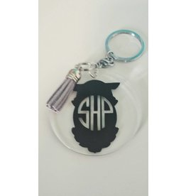 SHP Key Chain with Tassel