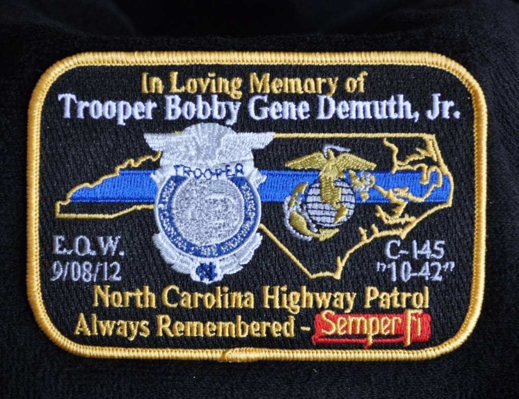 Badge Demuth Charity