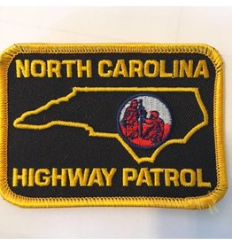 Shoulder Patch Small (Heat Sealed)