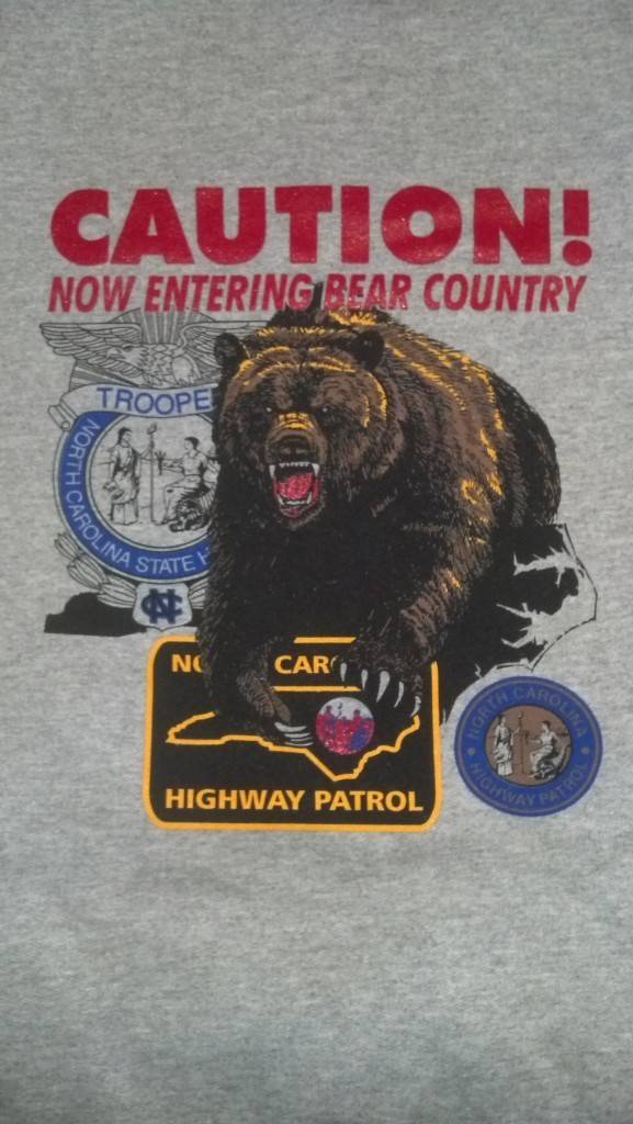 Bear Country Sweatshirt (Adult)