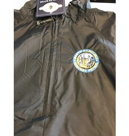 Half Zip Windbreaker - Multi Color Seal