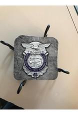 Cork Trooper Coasters